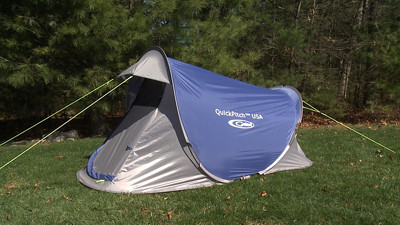 QuickPitch� USA Pop Up Tent #SB3033BG